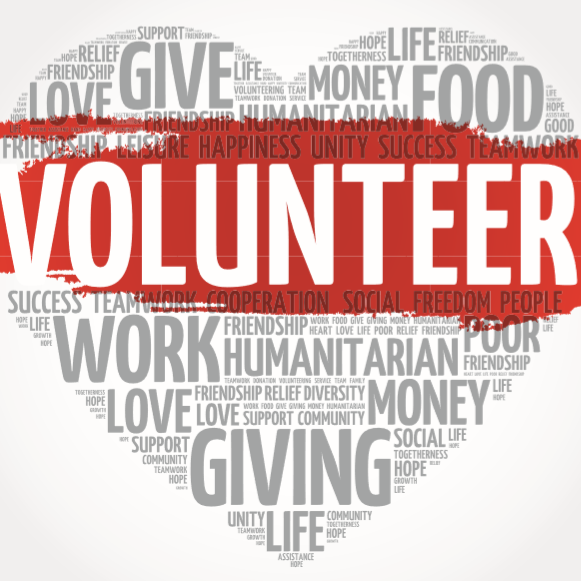 Volunteer Heart